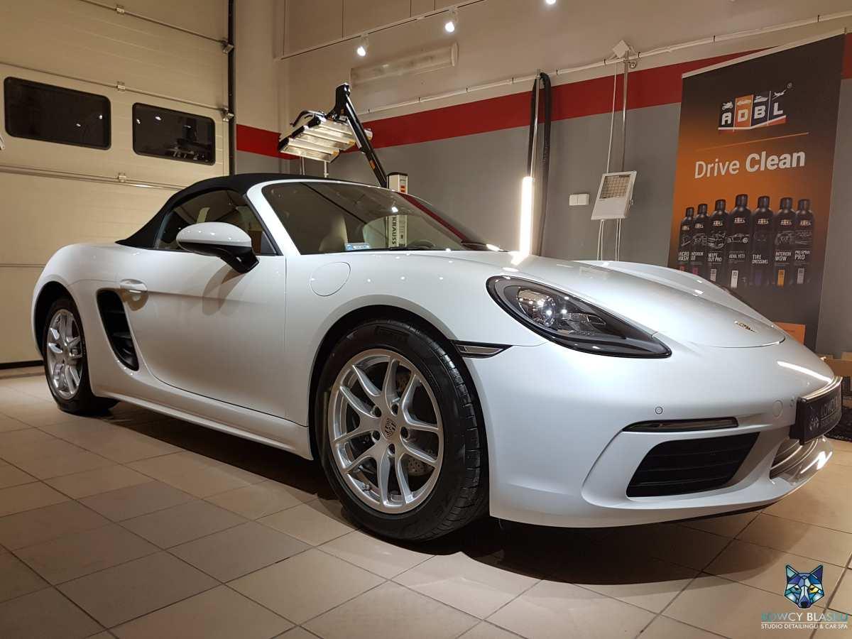 Powloki-ceramiczne-ochrona-lakieru-Porsche-718