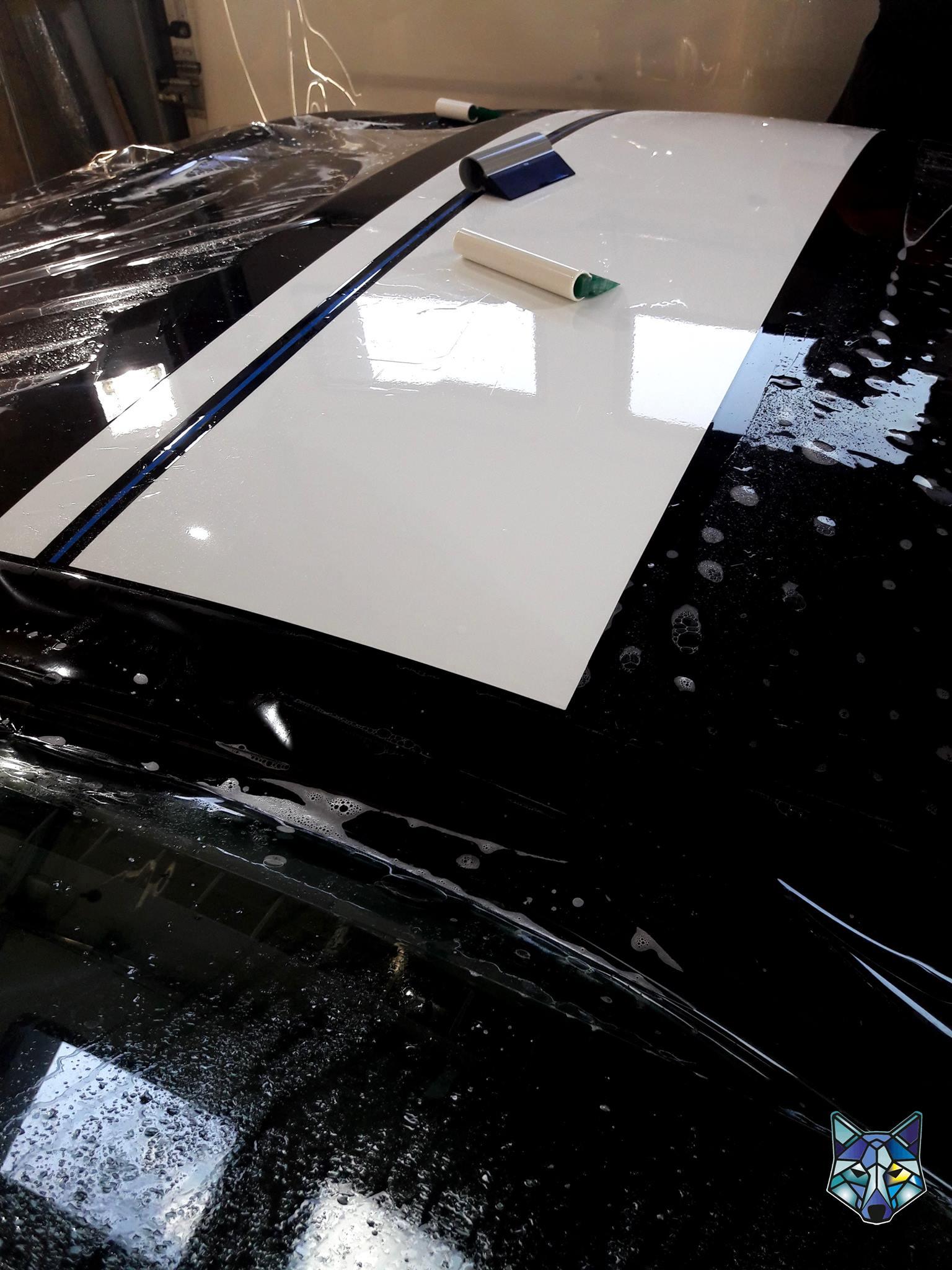 Oklejanie samochodów, ochrona lakieru