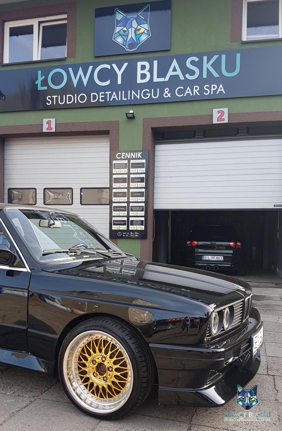 BMW-Baur-korekta-lakieru