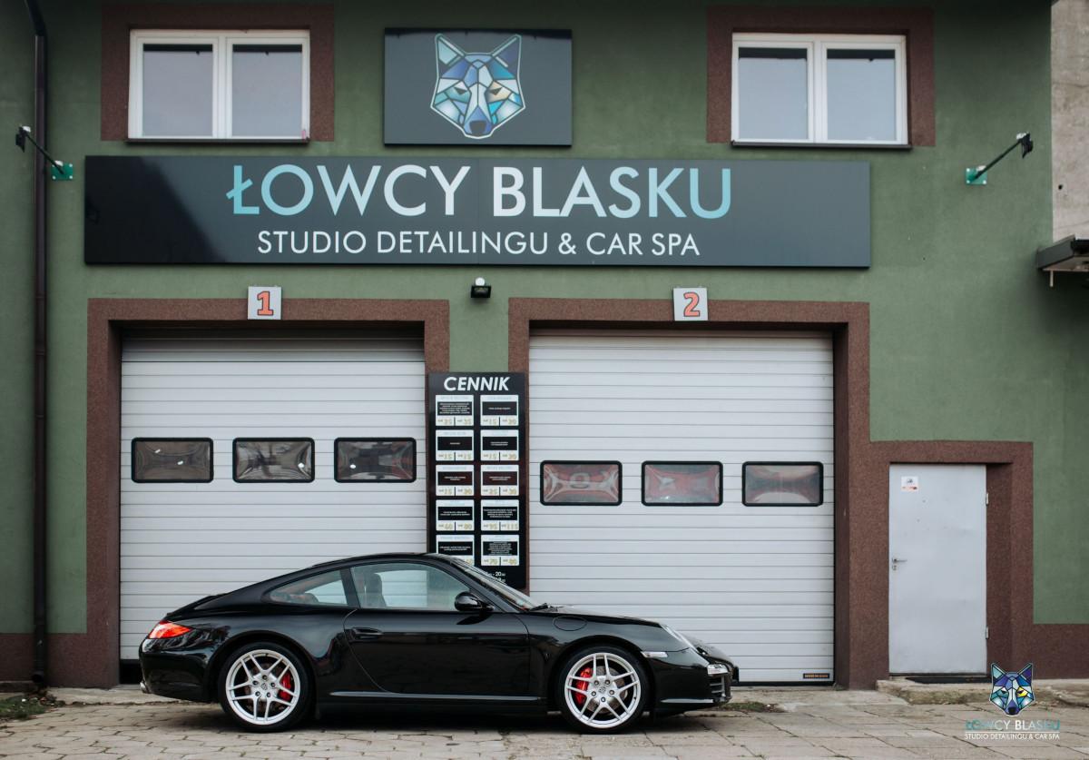 Porsche-Carrera-zabezpieczone-powłoką-ceramiczną-Opti-Coat-Łowcy-Blasku-6