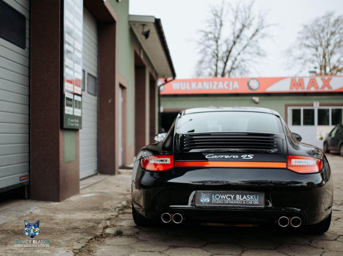Porsche-Carrera-zabezpieczone-powłoką-ceramiczną-Opti-Coat-Łowcy-Blasku-7