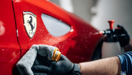 Zabezpieczenie lakieru, ochrona lakieru, autodetailing